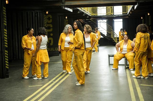 Rizos en la 4ª Temporada de 'Vis a Vis'