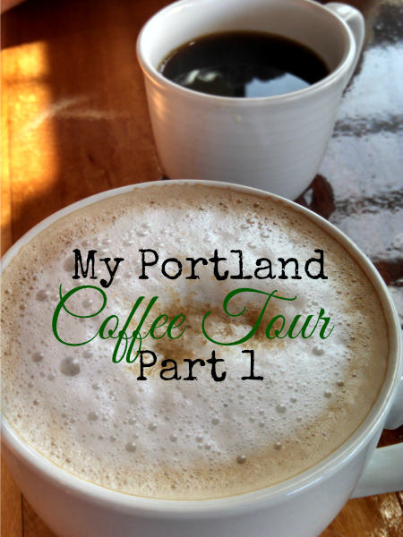 portland coffee tour