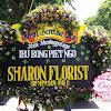 Bunga Papan Dukacita Sharon Florist