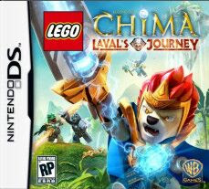 LEGO Legends of Chima: Laval's Journey ( BR ) [ NDS ]