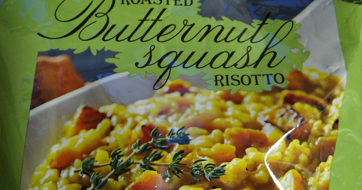 Trader Joe\'s 365: Day 99 - Butternut Squash Risotto