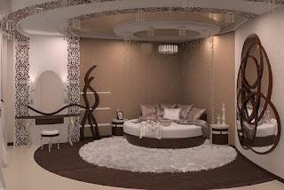 habitación muy elegante