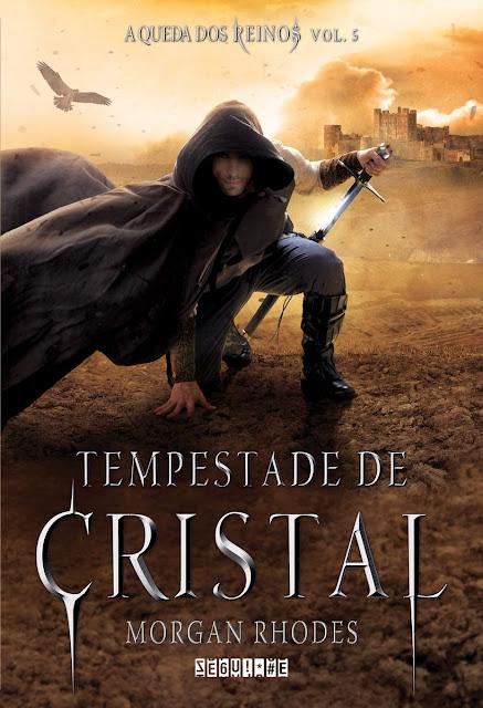 [Pré Venda] Tempestade de Cristal na @editoraseguinte