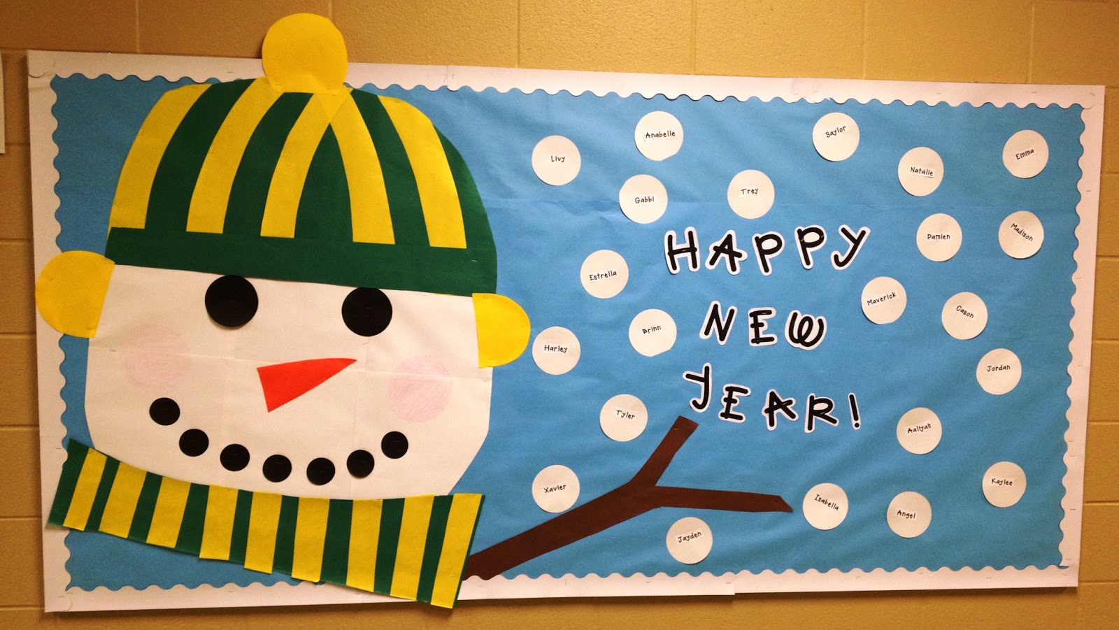 Classroom Pictures Ready For January
