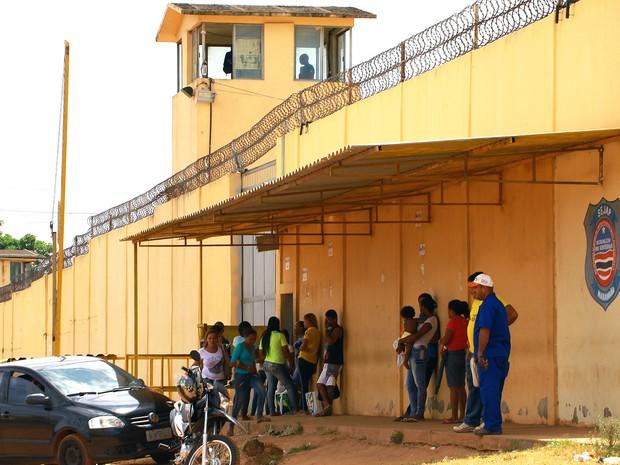 Preso foge da Penitenciária Regional de São Luís após pular cerca de arame