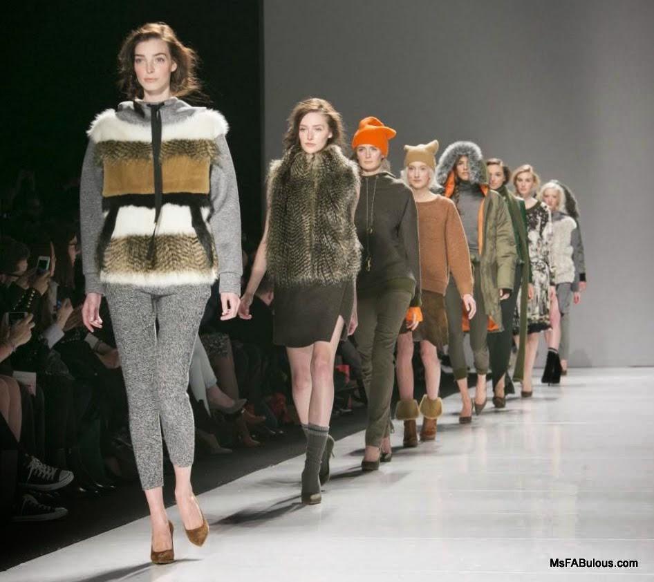 joe fresh fashion show