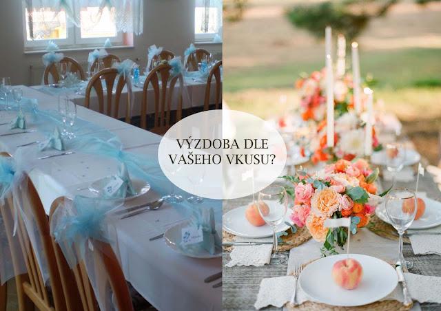 Pokud toužíte po nádherné a nezapomenutelné svatbě, svatební výzdobu nepodceňujte.