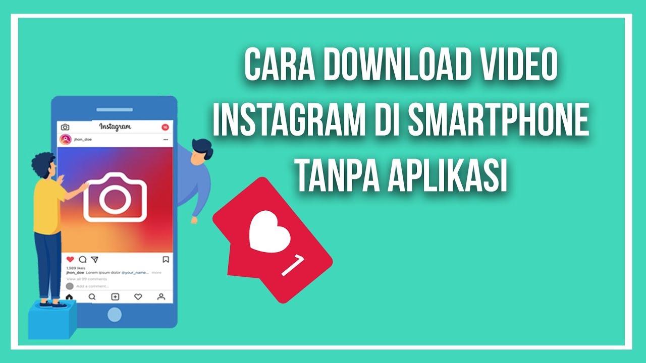 download video di android tanpa aplikasi