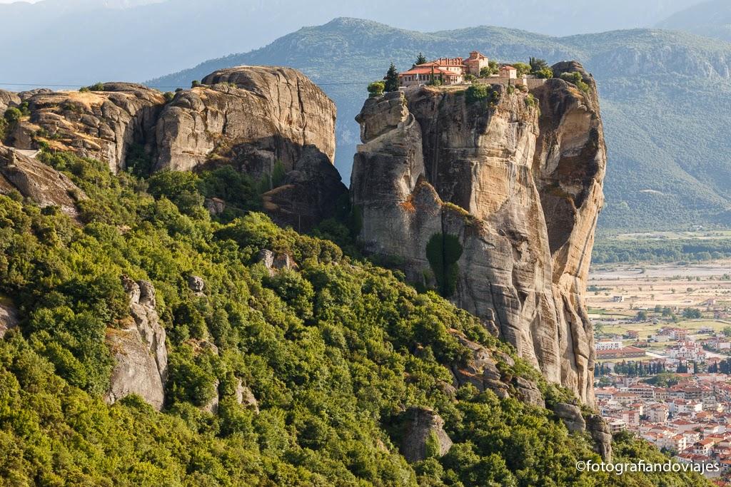 Monasterio Meteora Santísima Trinidad