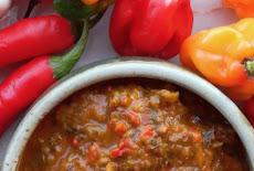طريقة عمل الصوص الحار hot sauce بالتمر بطريقة رائعة ومميزة وسهلة جداً