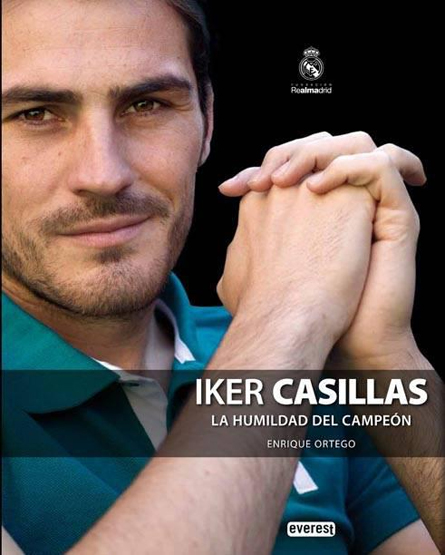 libro Iker Casillas
