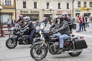 MIKOŁÓW - ROZPOCZĘCIE SEZONU MOTOCYKLOWEGO 2016  - YNO JAZDA!