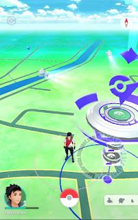 Cara kerja Menguasai Gym di Pokemon GO