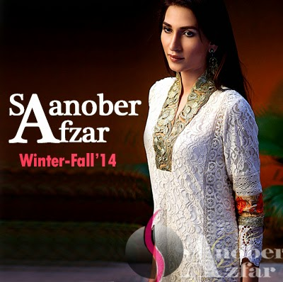 f69a531a0ff Do you want to wear ready to wear dresses in winter season and you are  waiting for new collection then your wait is almost ended because Sanober  Azfar is ...