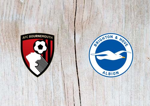 Bournemouth vs Brighton - Highlights 21 December 2018