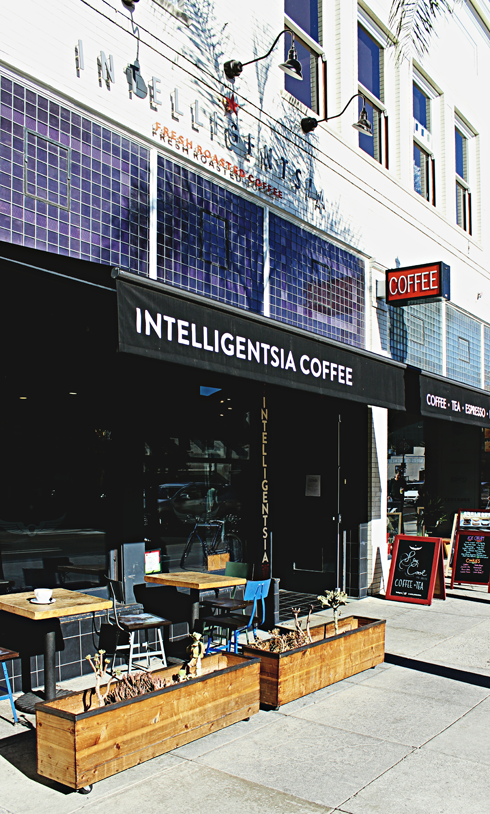 intelligentsia coffee pasadena california