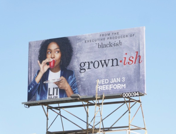 Grownish season 1 billboard