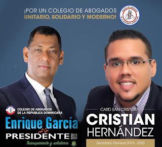 CONFRATERNIDAD JURIDICA Y CANDIDATOS AL COLEGIO DE ABOGADOS, INICIAN CON ÉXITO DIPLOMADO EN SAN CRISTOBAL.
