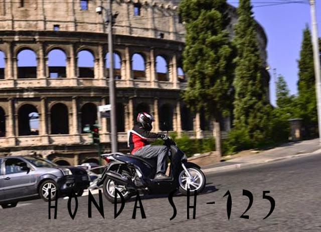 Honda Sh 125 problemi