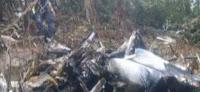 accidente de helicóptero en la Romana