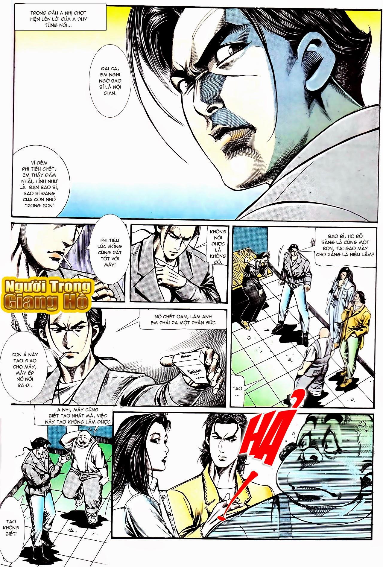Người Trong Giang Hồ chapter 111: đời không nuối tiếc trang 28