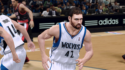 NBA 2K13 Kevin Love CF NBA2K Update