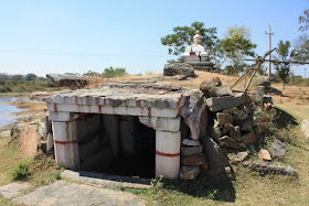 Sri Eshwara Temple, Sheelanere, Mandya