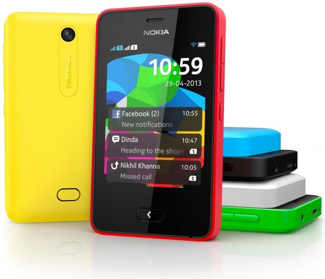 Nokia Asha 501 receives firmware update