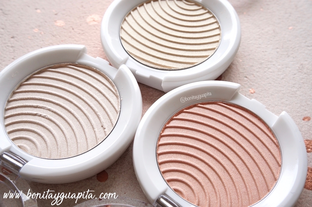 Iluminadores Perfect Strobing - Bell swatches