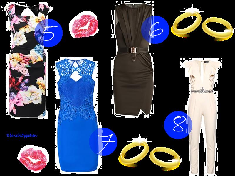 blondk ppchen dresscode festlich schick das perfekte kleid f r eine hochzeit als gast. Black Bedroom Furniture Sets. Home Design Ideas
