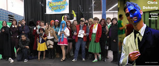 Winter North East Comic Con And Collectibles Extravaganza - Cosplay