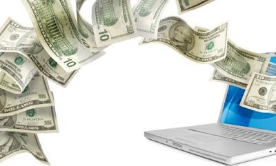 3 Cara Menghasilkan Uang dari Internet