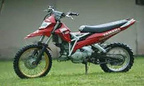Poto Motor Modifikasi Jupiter Mx Pemudi W