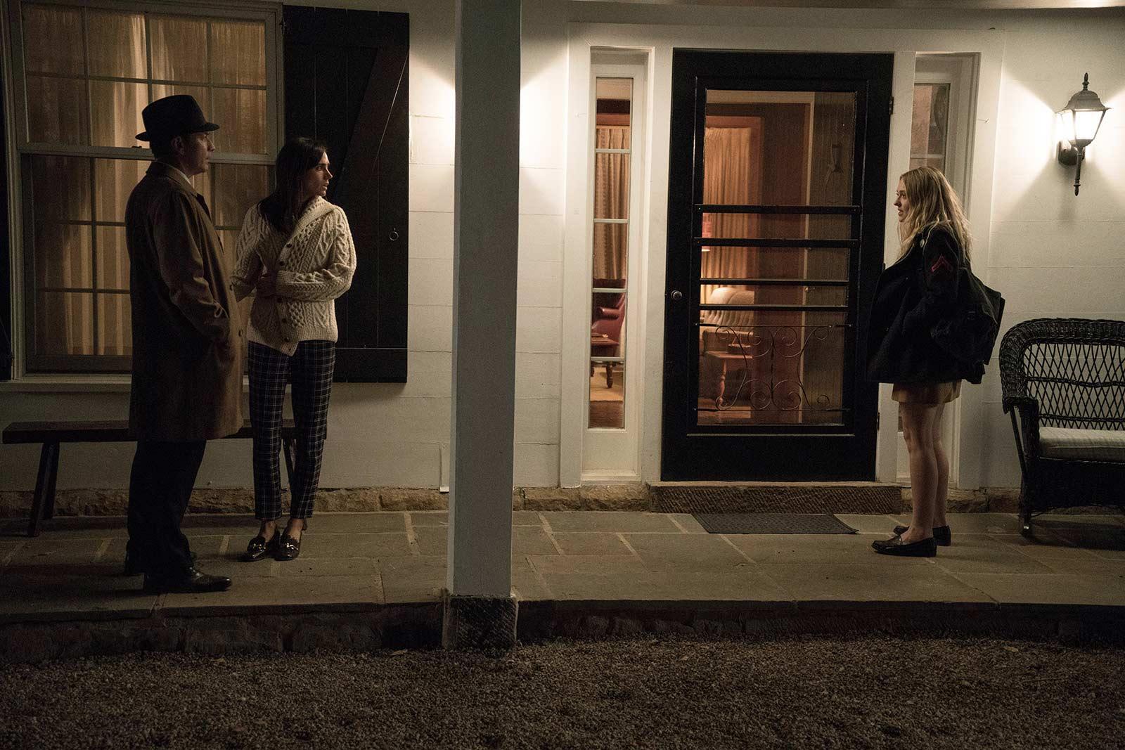 AMERICAN PASTORAL (PASTORAL AMERICANA) - Dakota Fanning; Ewan McGregor; Jennifer Connelly