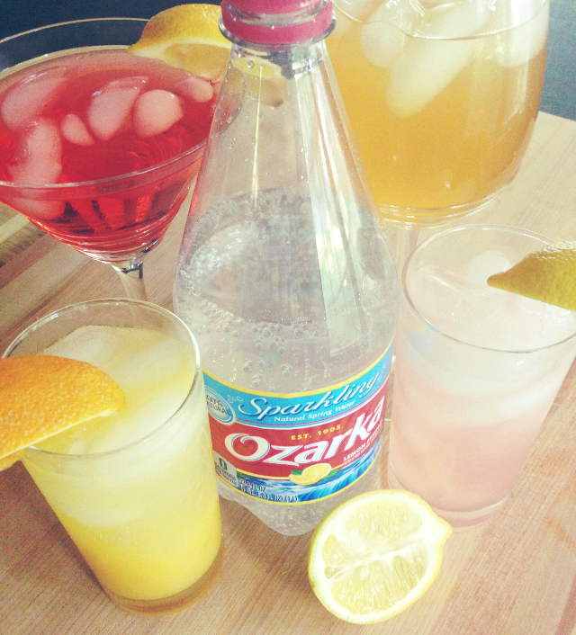 Chasing Davies: Four Non-Alcoholic, Easy Cocktails