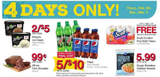 Dillons ad this week 2/27/2019 – 3/5/2019