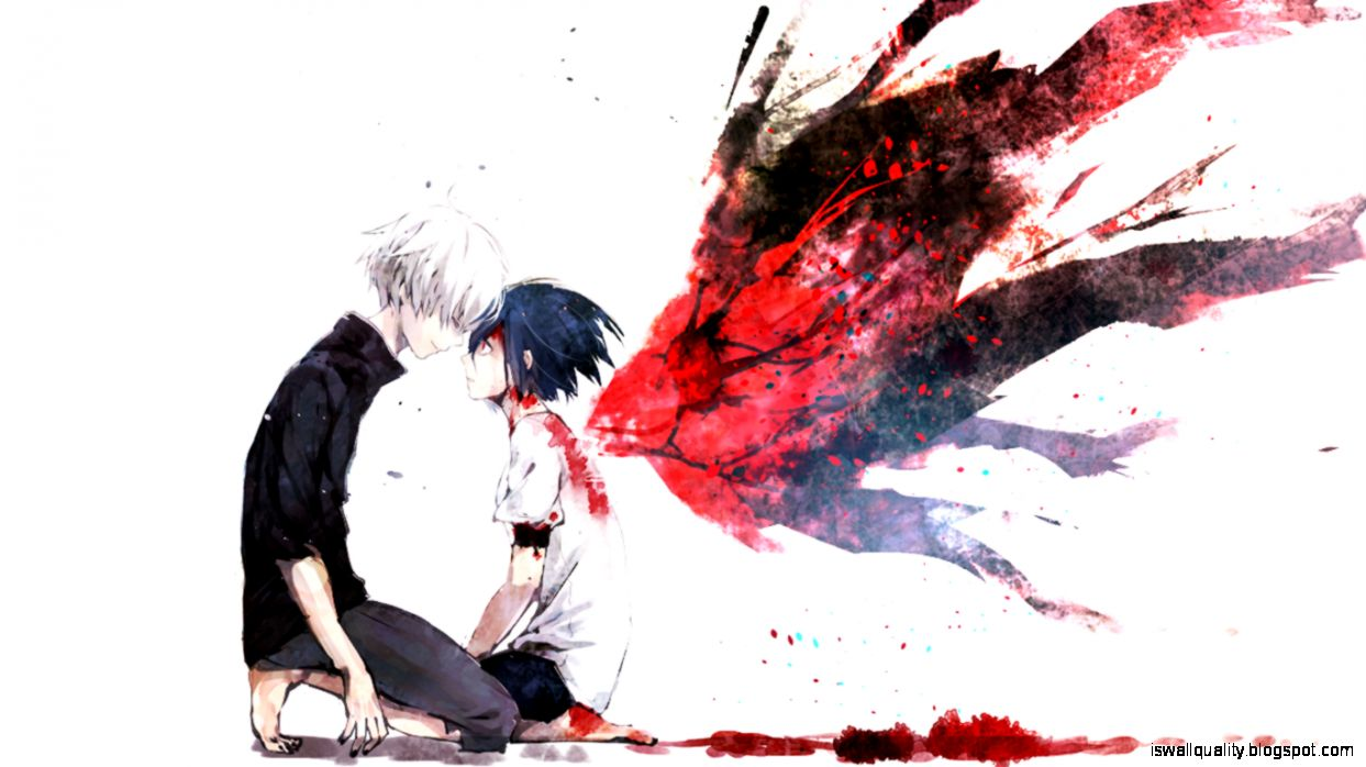 Touka Tokyo Ghoul Wallpaper Wallpapers Quality