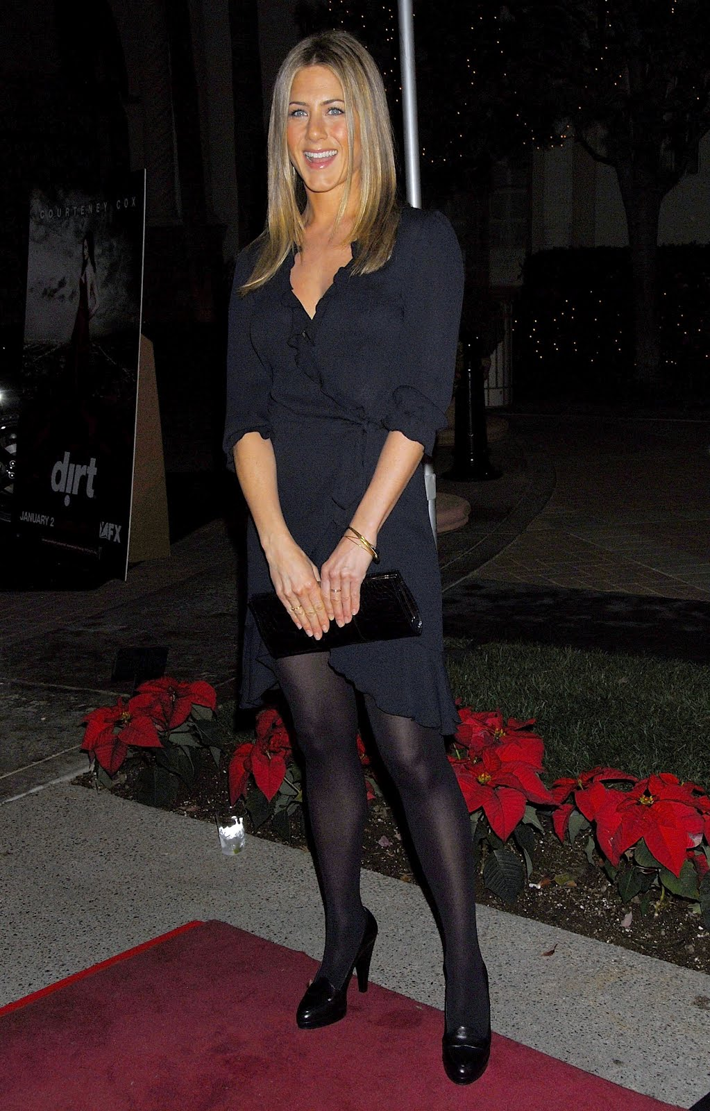 Jennifer Aniston In Pantyhose 107