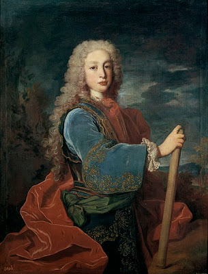 Louis I of Spain by Jean Ranc, 1724
