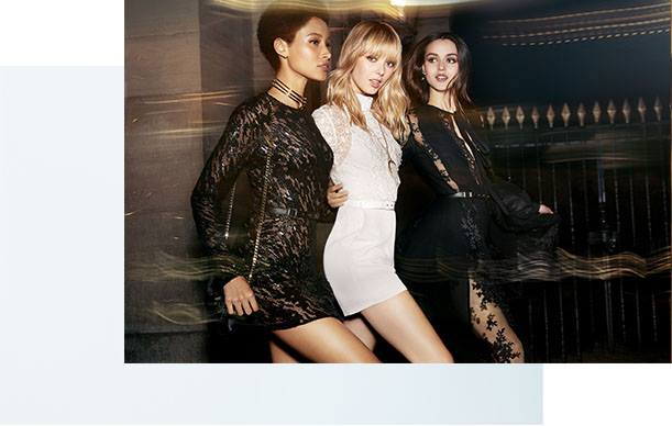 Elie Saab  The Girl Squad Fragrance Ad Campaign