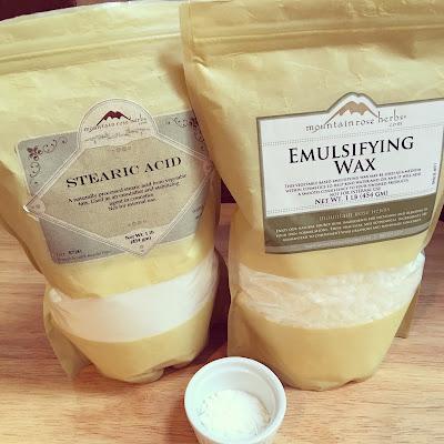 how to make emulsifying wax