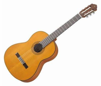 Các model đàn guitar yamaha classic