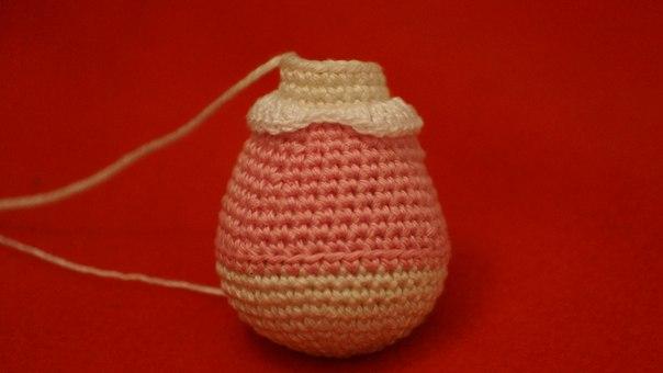 Amigurumi Doll İnnocent Baby Free Crochet Pattern - Örgü Modelleri | 340x604