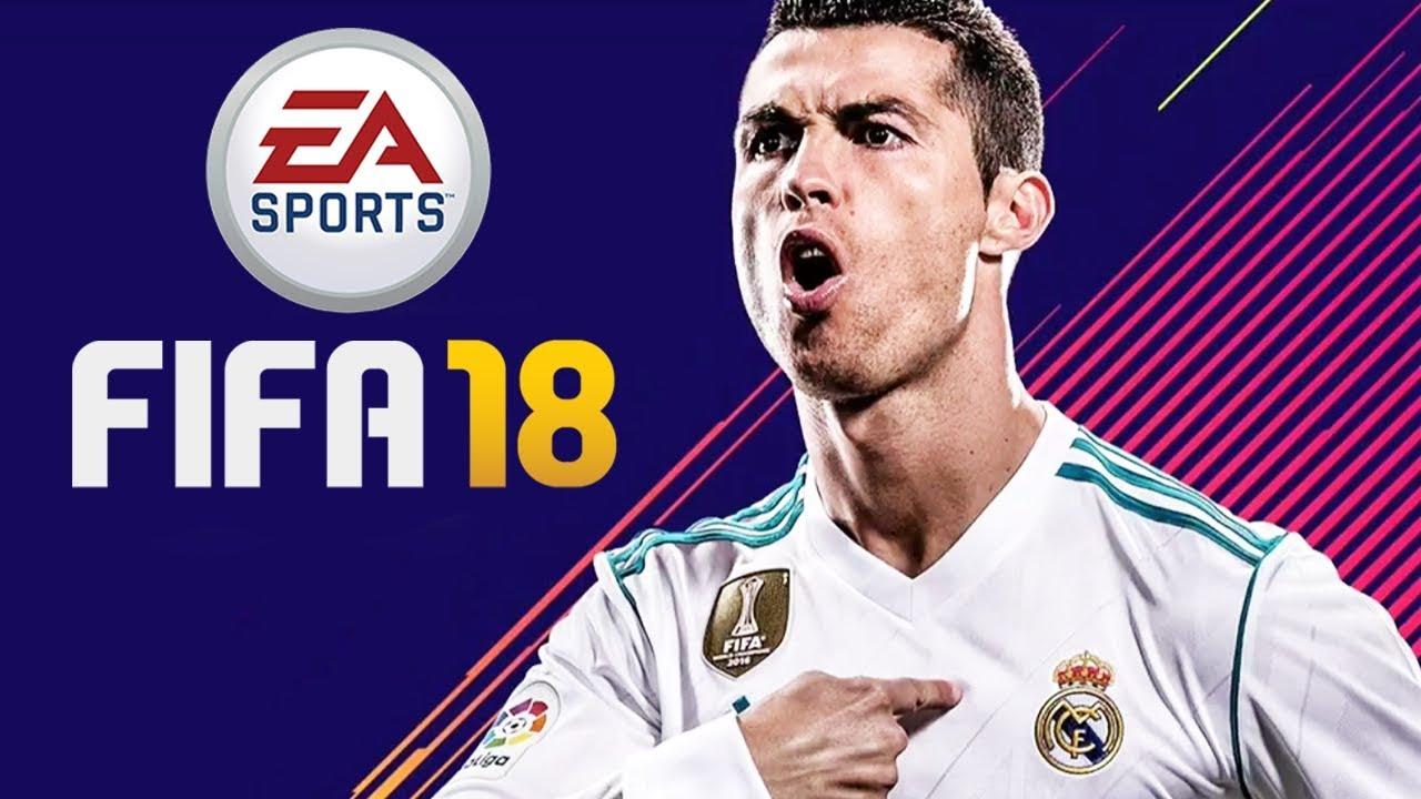 فێركاری چۆنیهتی دابەزاندنی یاری FIFA 18  بۆ ئهندرۆید