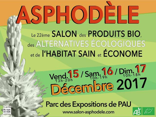 salon Asphodèle Hiver Pau Pyrénées 2017