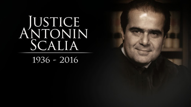 Political Battle on Justice Antonin Scalia's Death