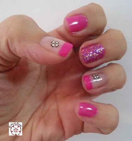 reto colores rosa