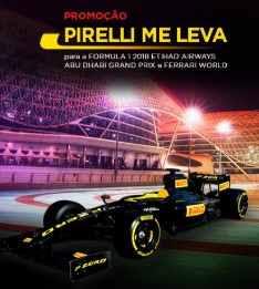 Promoção Pirelli Me Leva Viagem Abu Dhabi