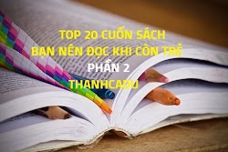20 cuốn sách hay bạn nên đọc khi đang còn trẻ - Phần 2