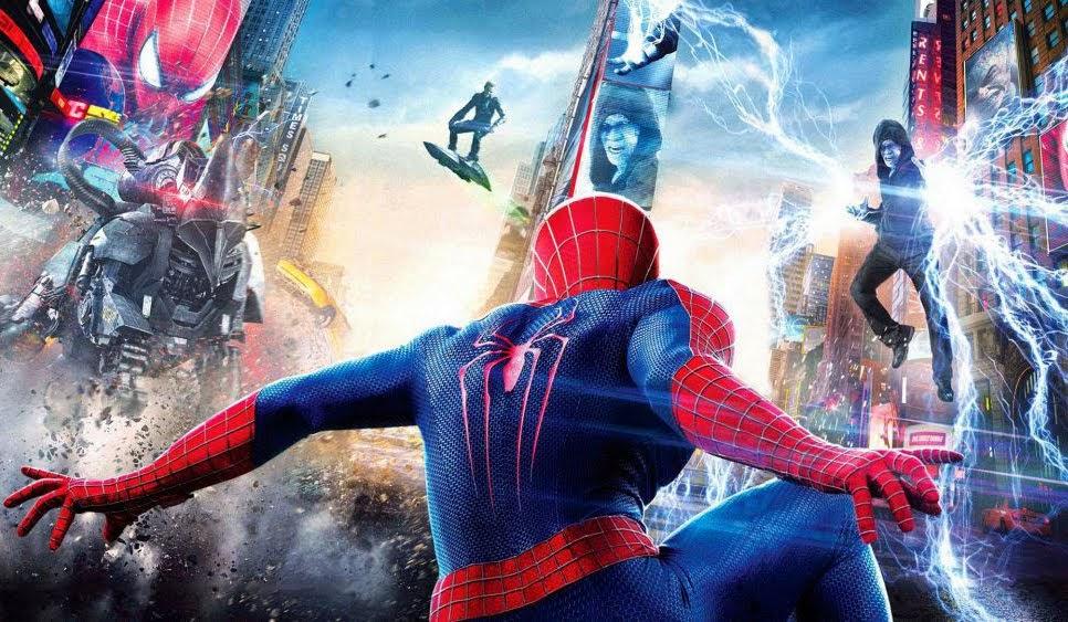 Tổng hợp loạt phim Spider Man 2002 - 2017